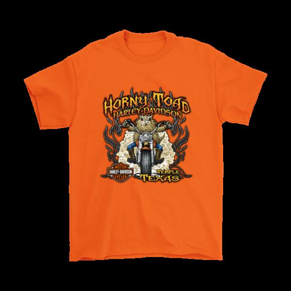 Horny Toad Harley Davidson Mens T-Shirt