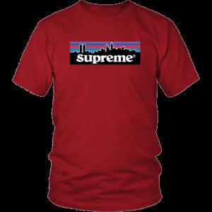 Supreme Patagonia Logo Unisex Shirt