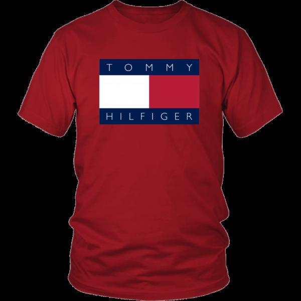Tommy Hilfiger Logo Unisex Shirt