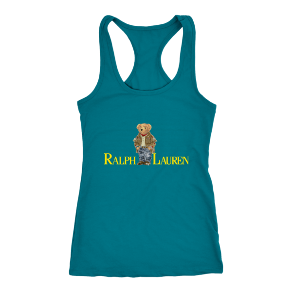 Ralph Lauren Bear Women's Tank Top