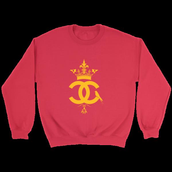 Coco Chanel Logo Premium Crewneck Sweatshirt