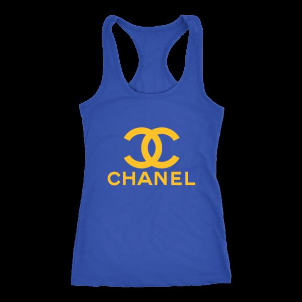 CoCo Chanel Logo Women's Tank Top