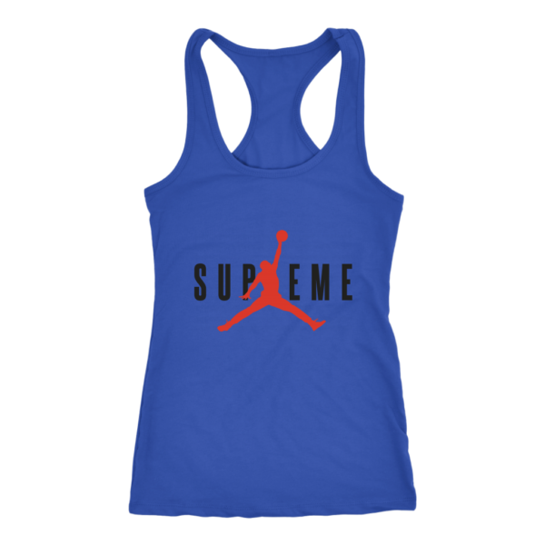 SUPREME BASKETBALL JORDAN Womens Tank Top