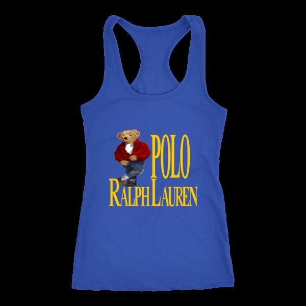 Ralph Lauren Polo Bear Women's Tank Top