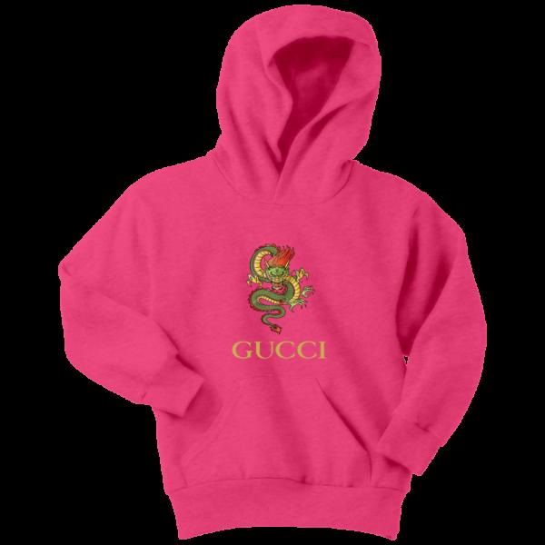Gucci Dragon  Editon Youth Hoodie