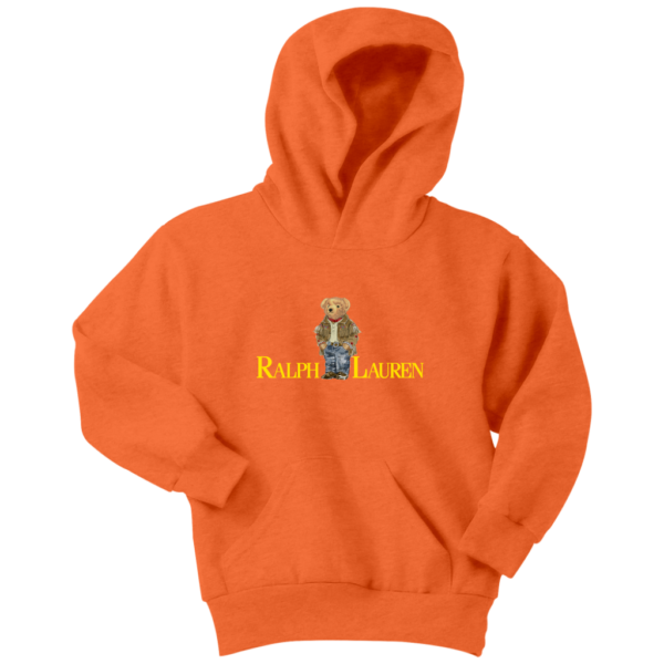 Ralph Lauren Bear Youth Hoodie