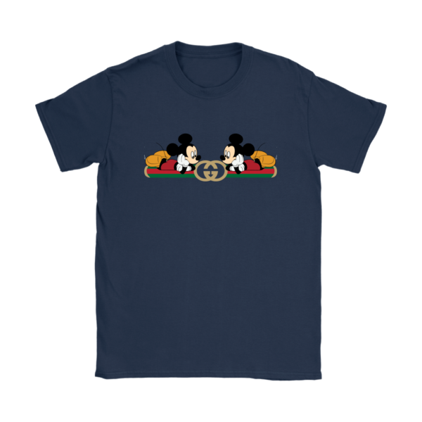 Gucci Mickey Mouse Limited Edition Womens T-Shirt