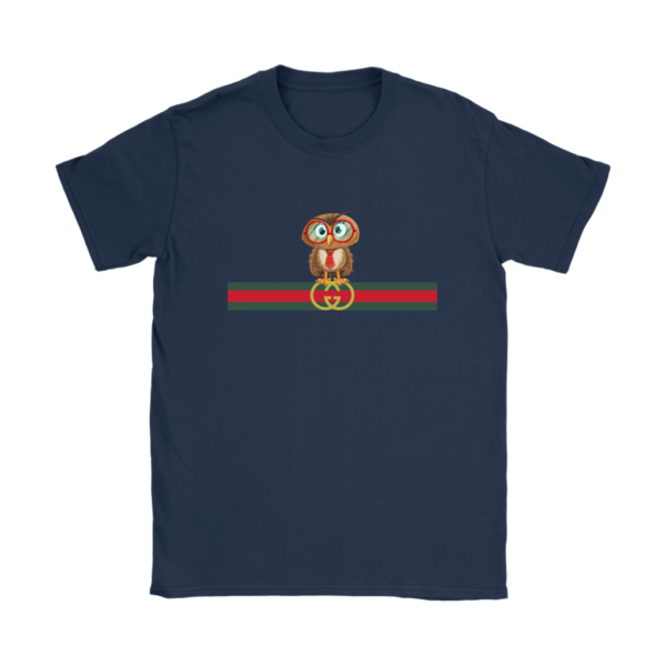 Gucci Owl Premium Limited Womens T-Shirt