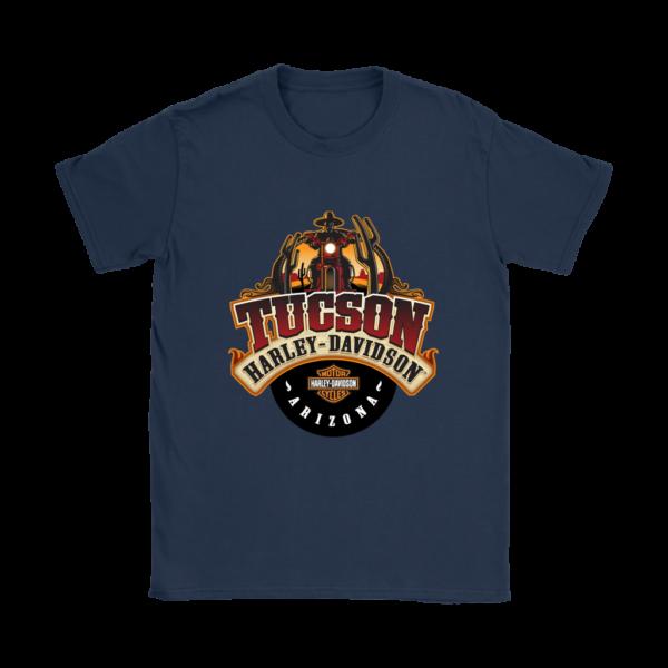 Harley Davidson Of Tucson Womens T-Shirt