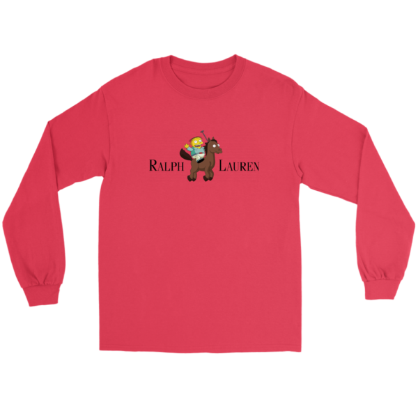 Ralph Lauren Simpson Long Sleeve Tee