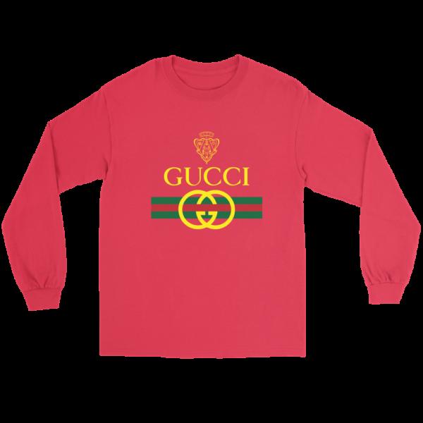 Gucci Original Vintage Logo Long Sleeve Tee