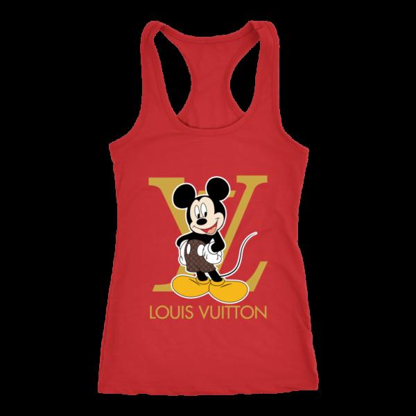 Louis Vuitton Mickey Mouse Women's Tank Top