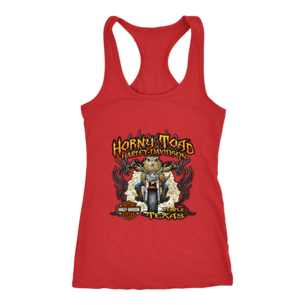 Horny Toad Harley Davidson Women's Tank Top