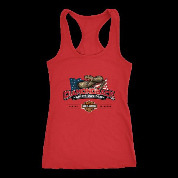 Harley Davidson Logo Premium Women's Tank Top