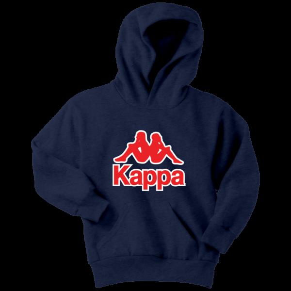 Kappa Logo Youth Hoodie
