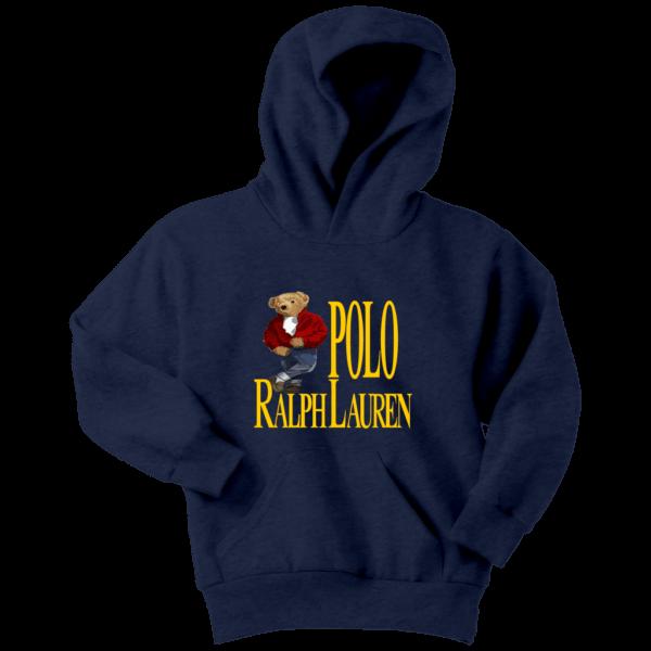 Ralph Lauren Polo Bear Youth Hoodie