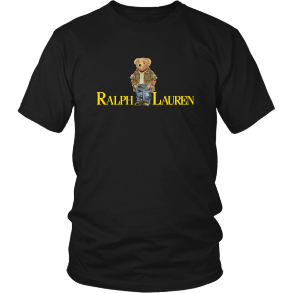 Ralph Lauren Bear Unisex Shirt