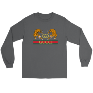 Gucci Strength Jaguar Long Sleeve Tee