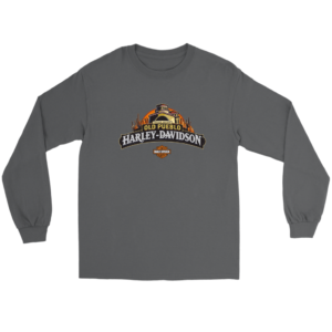 Old Pueblo Harley Davidson Long Sleeve Tee