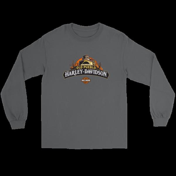 Old Pueblo Harley Davidson Long Sleeve Tee
