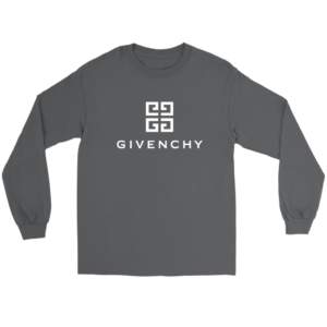 Givenchy Logo Long Sleeve Tee