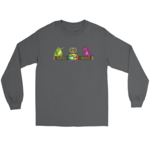 Dabbing Gucci Dinosaur Dance Long Sleeve Tee
