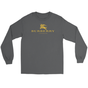 Burberry Gold Edition Logo Long Sleeve Tee