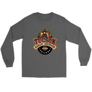 Harley Davidson Of Tucson Long Sleeve Tee