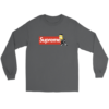 Bart Simpson Gucci Supreme Long Sleeve Tee