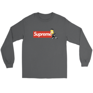 Bart Simpson Supreme Long Sleeve Tee
