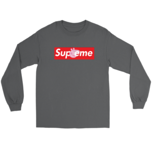 Supreme Peppa Pig Long Sleeve Tee