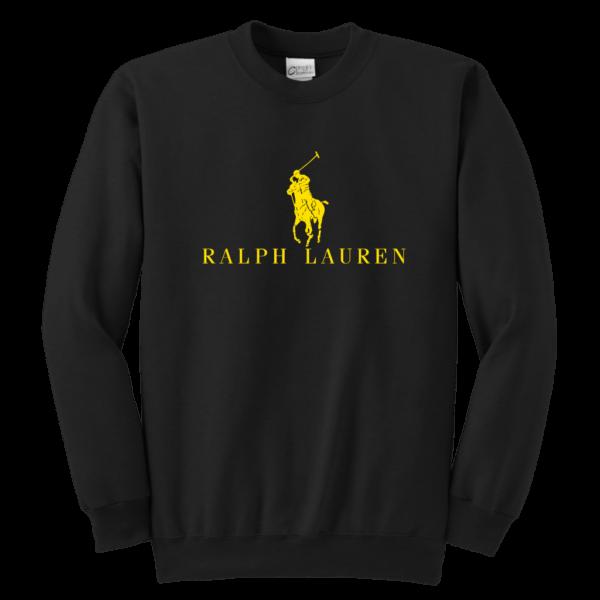 Polo Ralph Lauren Logo Youth Crewneck Sweatshirt
