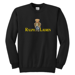 Ralph Lauren Bear Youth Crewneck Sweatshirt
