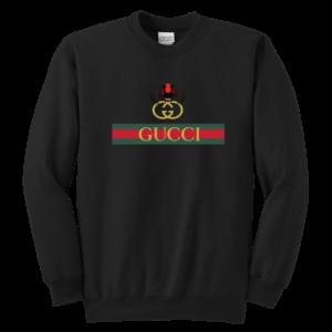 Gucci Spider Limited Edition Youth Crewneck Sweatshirt