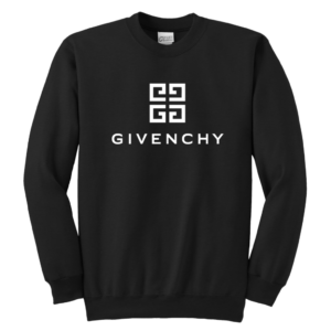Givenchy Logo Youth Crewneck Sweatshirt