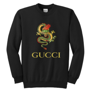 Gucci Dragon  Editon Youth Crewneck Sweatshirt