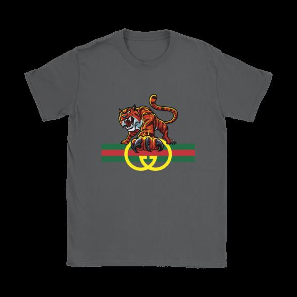 Tiger Gucci Logo Womens T-Shirt