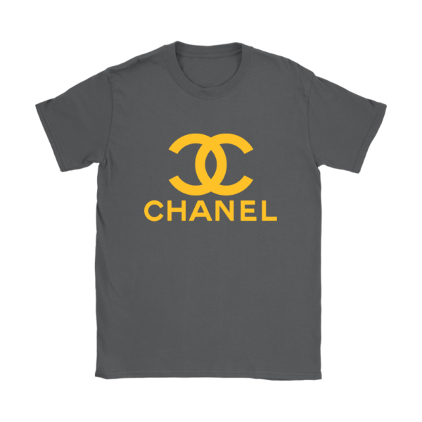 CoCo Chanel Logo Womens T-Shirt