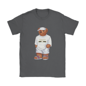 LIFE'S GUCCI BEAR Womens T-Shirt