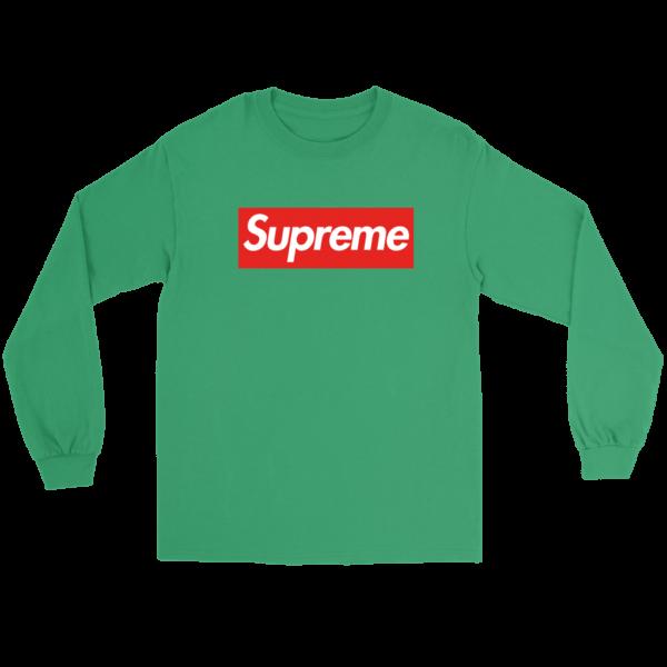 Supreme Box Logo Long Sleeve Tee
