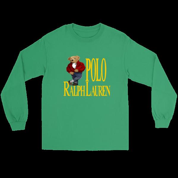 Ralph Lauren Polo Bear Long Sleeve Tee