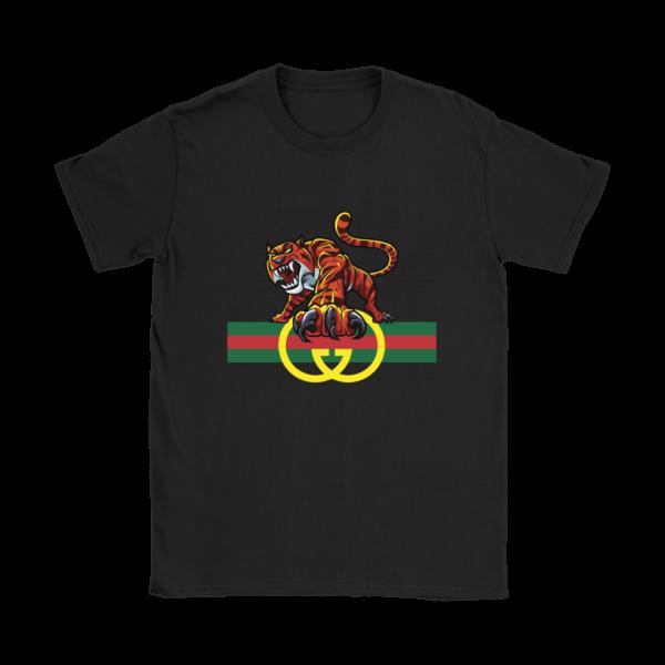 Tiger Gucci Womens T-Shirt