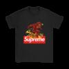 Supreme x Louis Vuitton Logo Womens T-Shirt