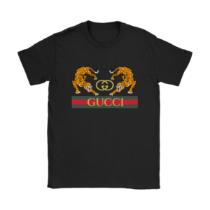 Gucci Strength Jaguar Womens T-Shirt