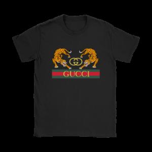 Gucci Strength Jaguar Womens T-Shirt