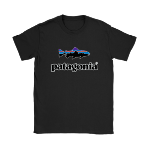 Patagonia Fish Logo Womens T-Shirt