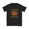 Gucci Logo With Batman Womens T-Shirt