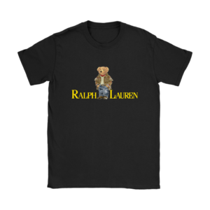 Ralph Lauren Bear Womens T-Shirt