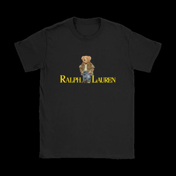 Ralph Lauren Bear Womens T-Shirt