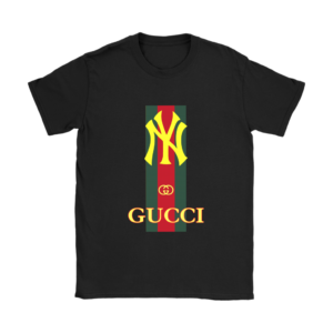 Gucci New York Yankees Womens T-Shirt